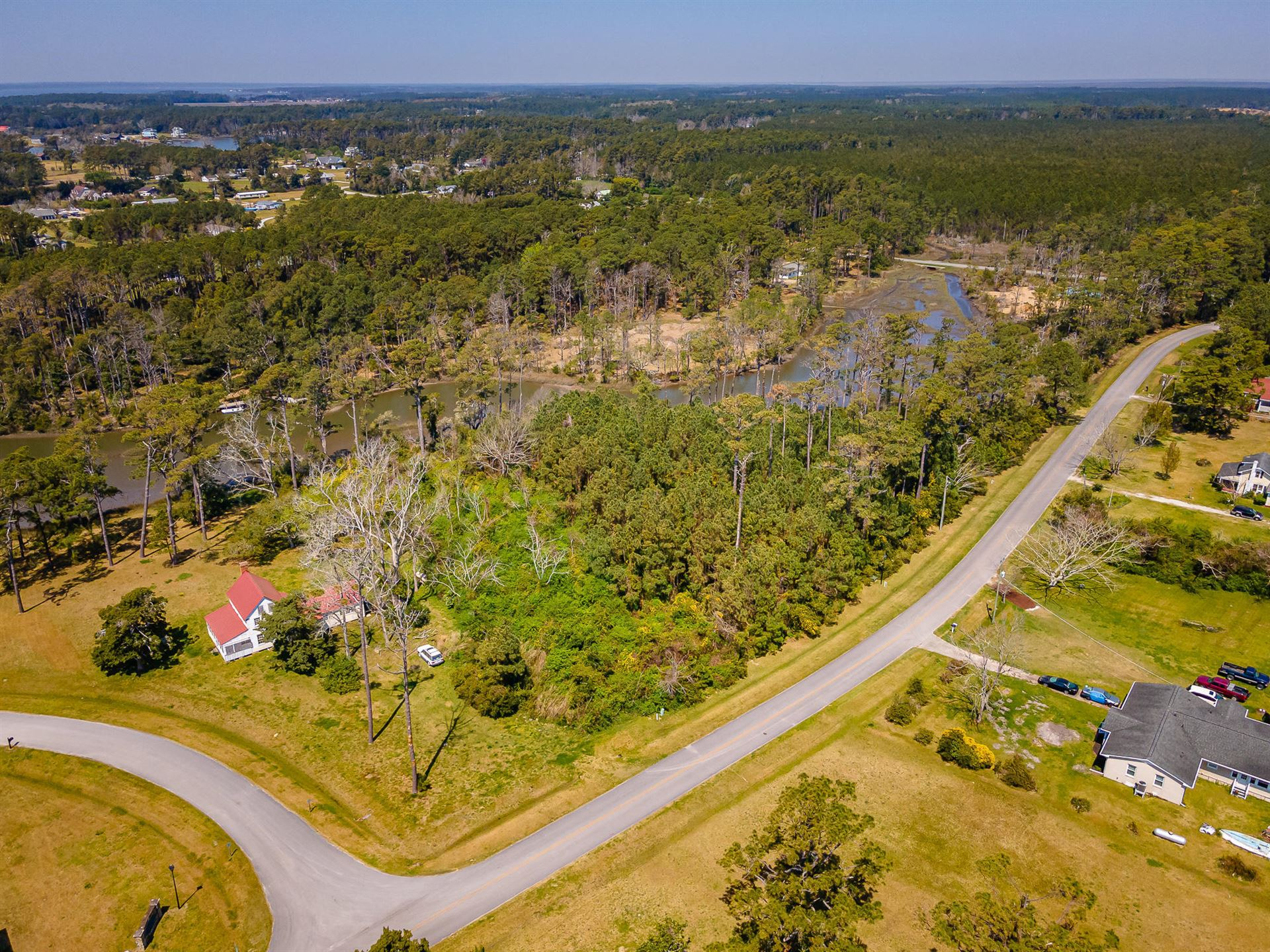Photo of 170 Ferry Dock Road, Gloucester, NC 28528 (MLS # 100265745)