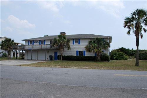 Photo of 929 Ocean Boulevard W, Holden Beach, NC 28462 (MLS # 100168747)