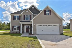 Photo of 605 Sherman Lane, Jacksonville, NC 28546 (MLS # 100154749)