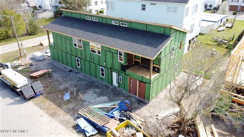 Tiny photo for 417 Greenville Avenue #Unit 1, Carolina Beach, NC 28428 (MLS # 100273749)