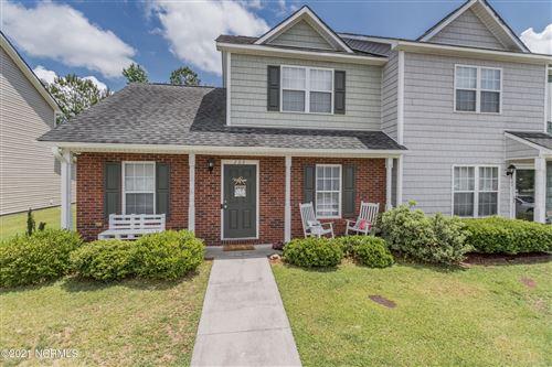 Photo of 206 Streamwood Drive, Jacksonville, NC 28546 (MLS # 100276749)
