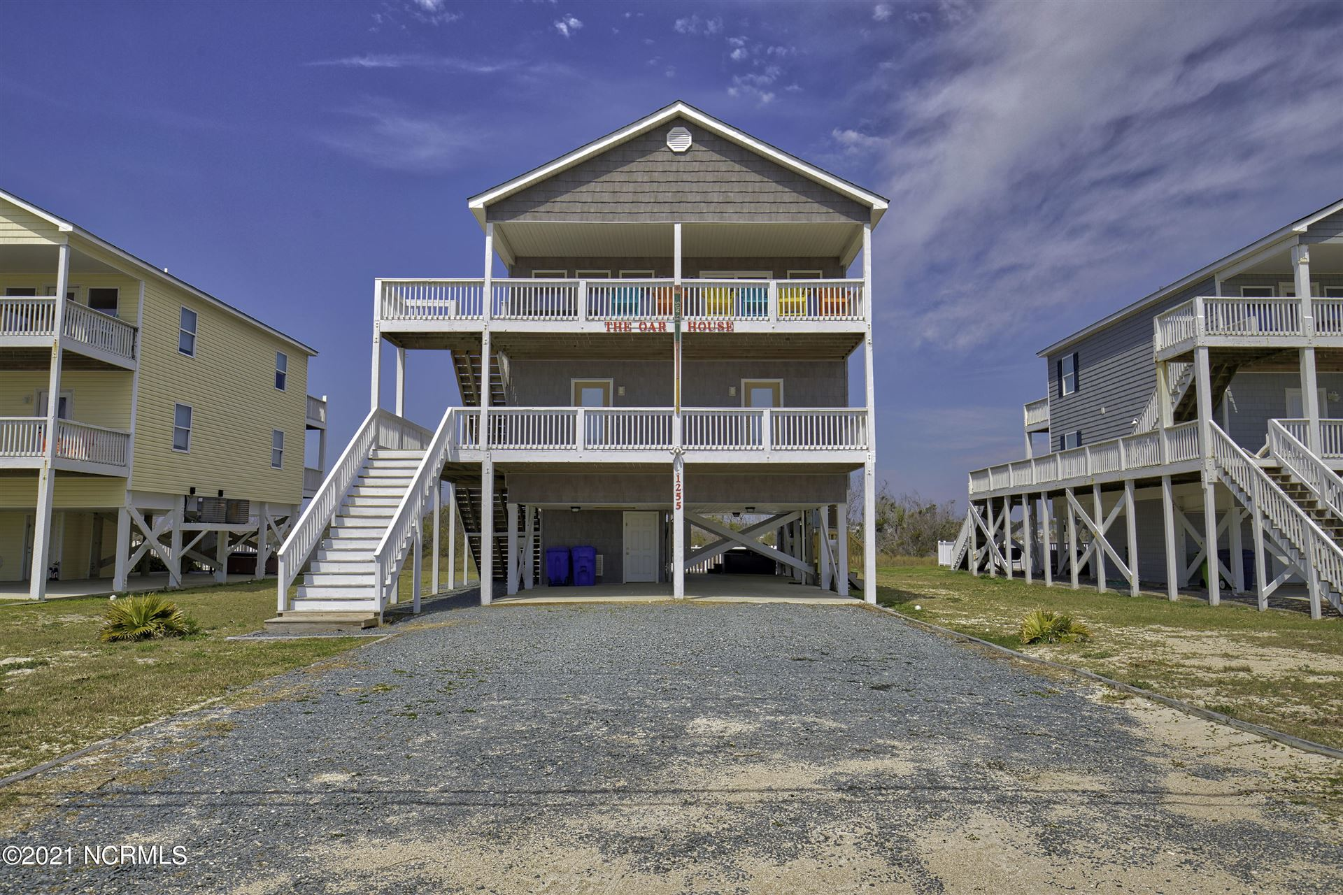 Photo for 1255 New River Inlet Road, North Topsail Beach, NC 28460 (MLS # 100284750)