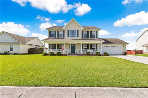 Photo of 110 Chastain Court, Jacksonville, NC 28546 (MLS # 100229751)