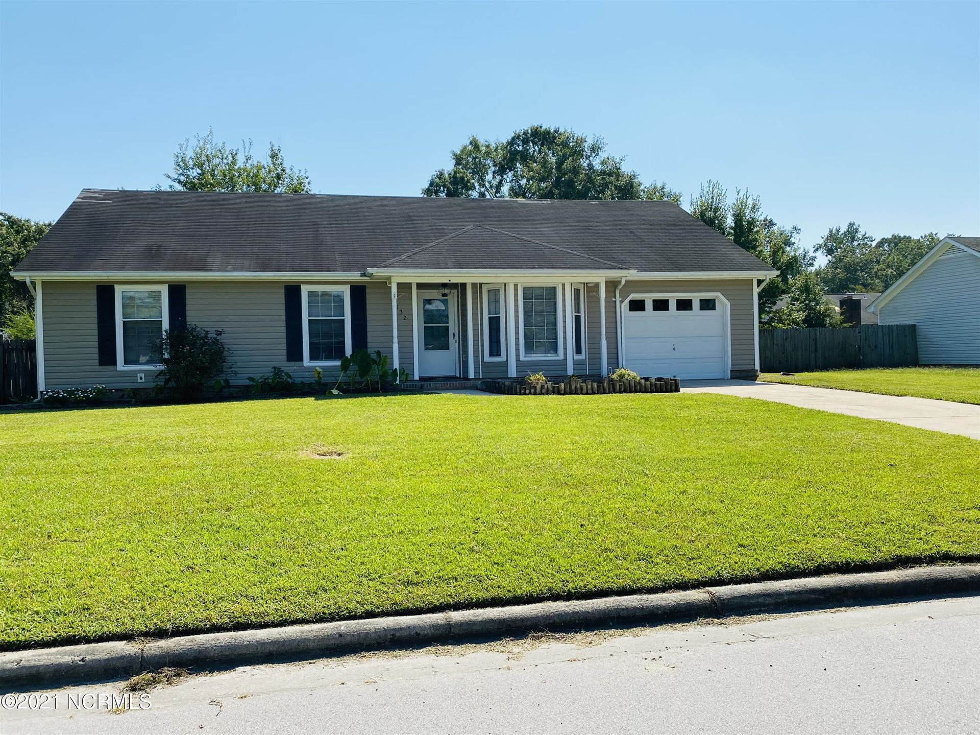 Photo of 132 Stonemark Court, Jacksonville, NC 28540 (MLS # 100292751)
