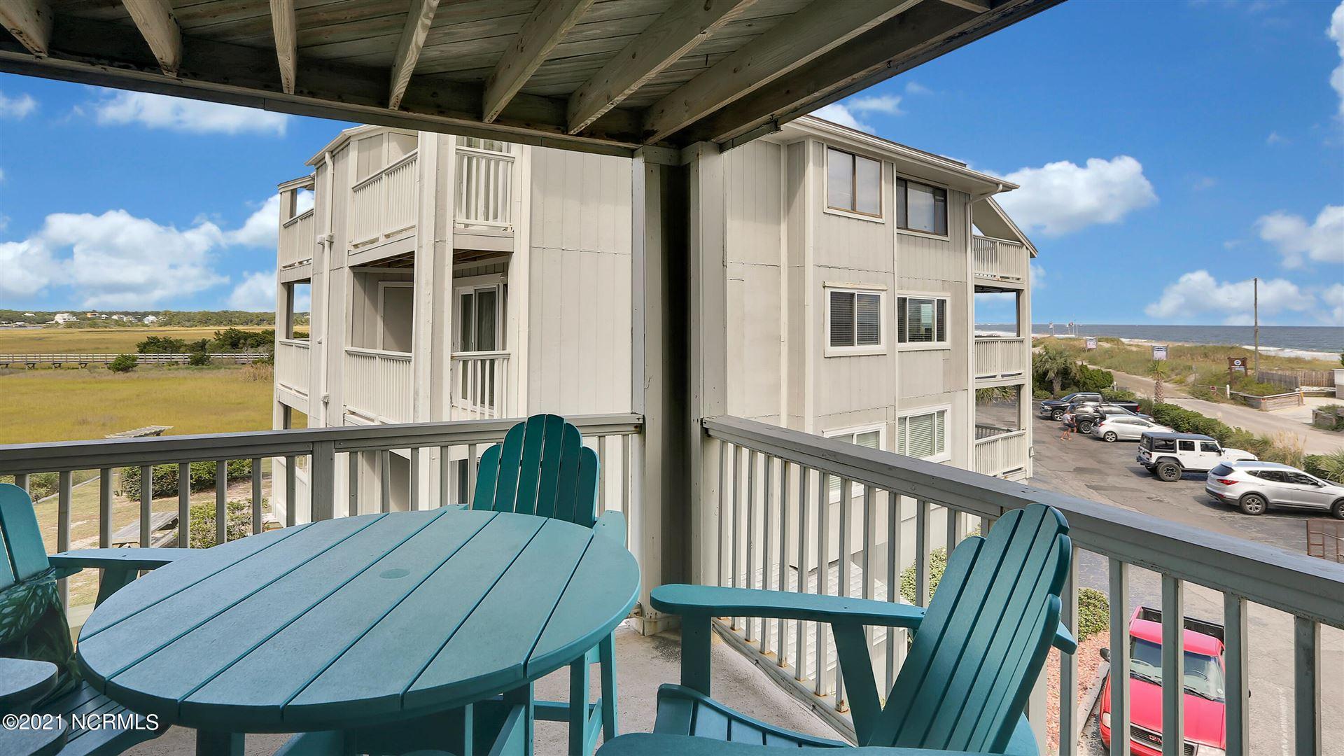 Photo of 1801 Canal Drive #B12, Carolina Beach, NC 28428 (MLS # 100293751)