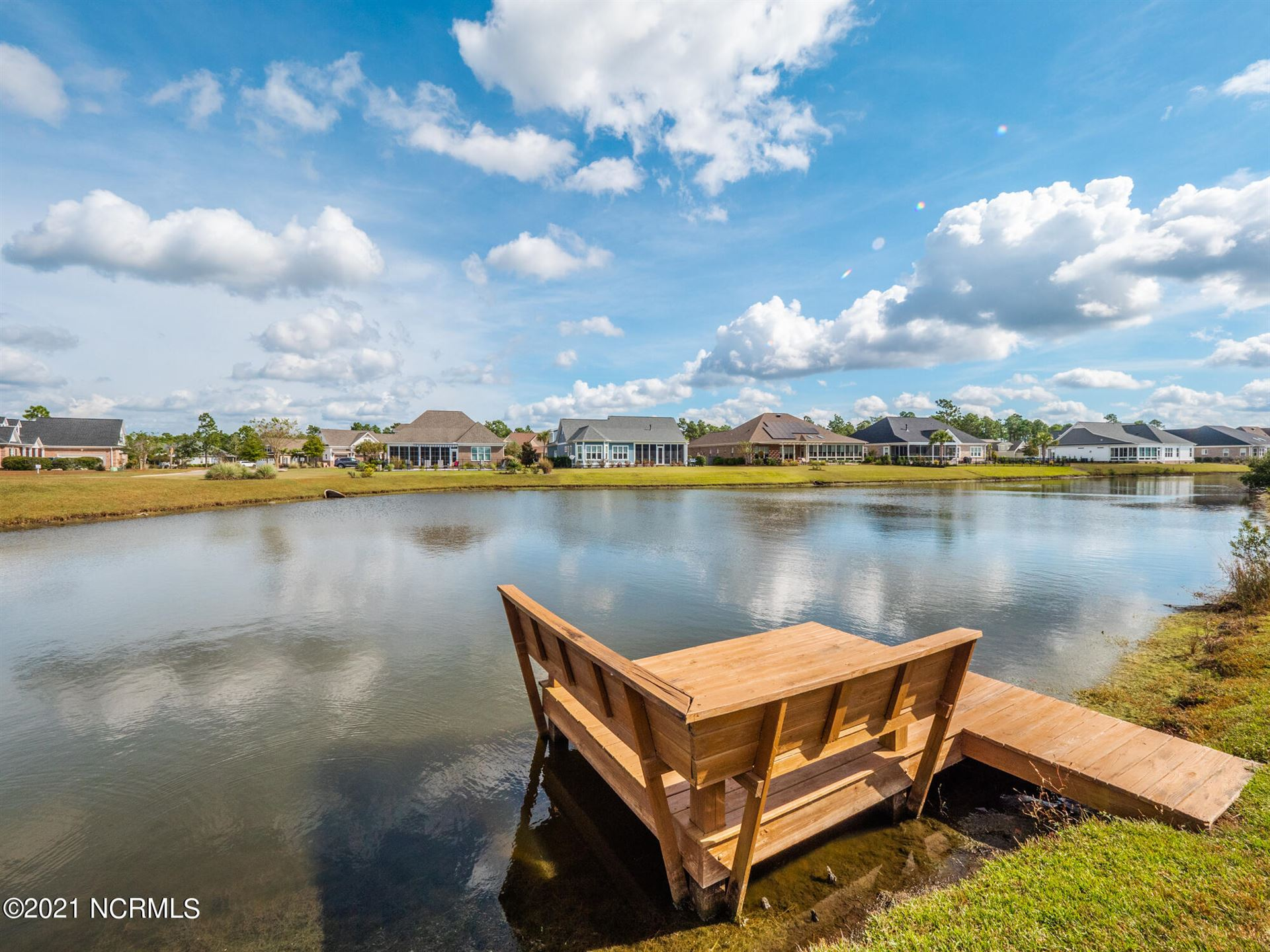 Photo of 8478 N Shoreside Way NE, Leland, NC 28451 (MLS # 100296752)