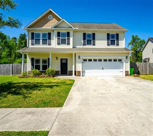 Photo of 445 Patriots Point Lane, Swansboro, NC 28584 (MLS # 100263754)