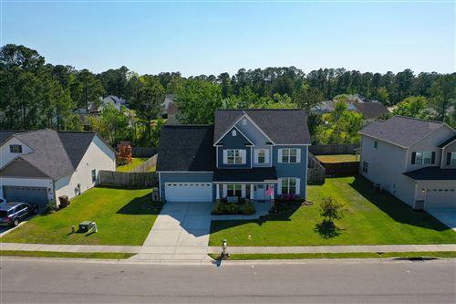 Photo of 707 Ashley Meadow Lane, Jacksonville, NC 28546 (MLS # 100267754)