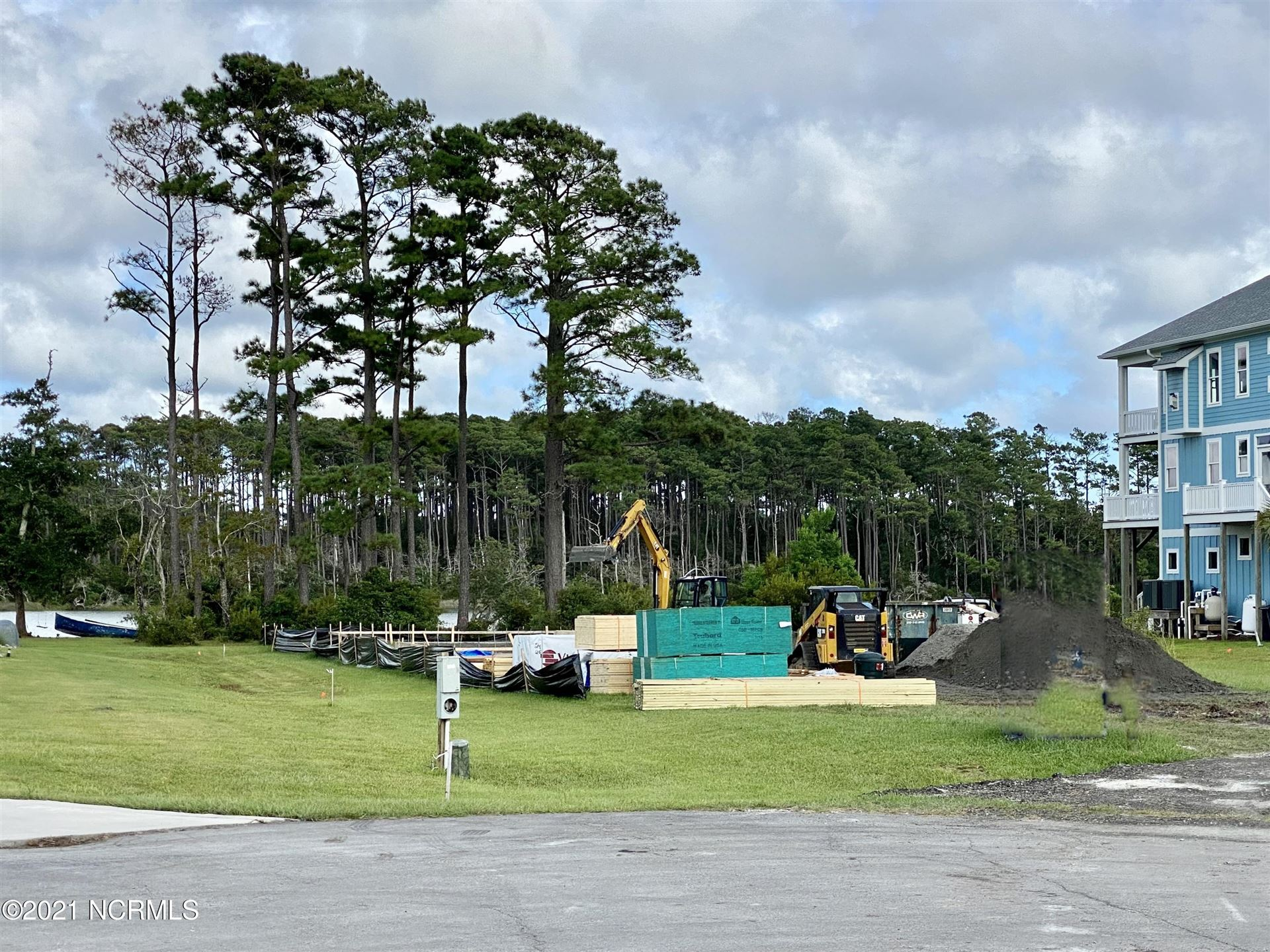 Photo of 306 Rowland Court, Beaufort, NC 28516 (MLS # 100286754)