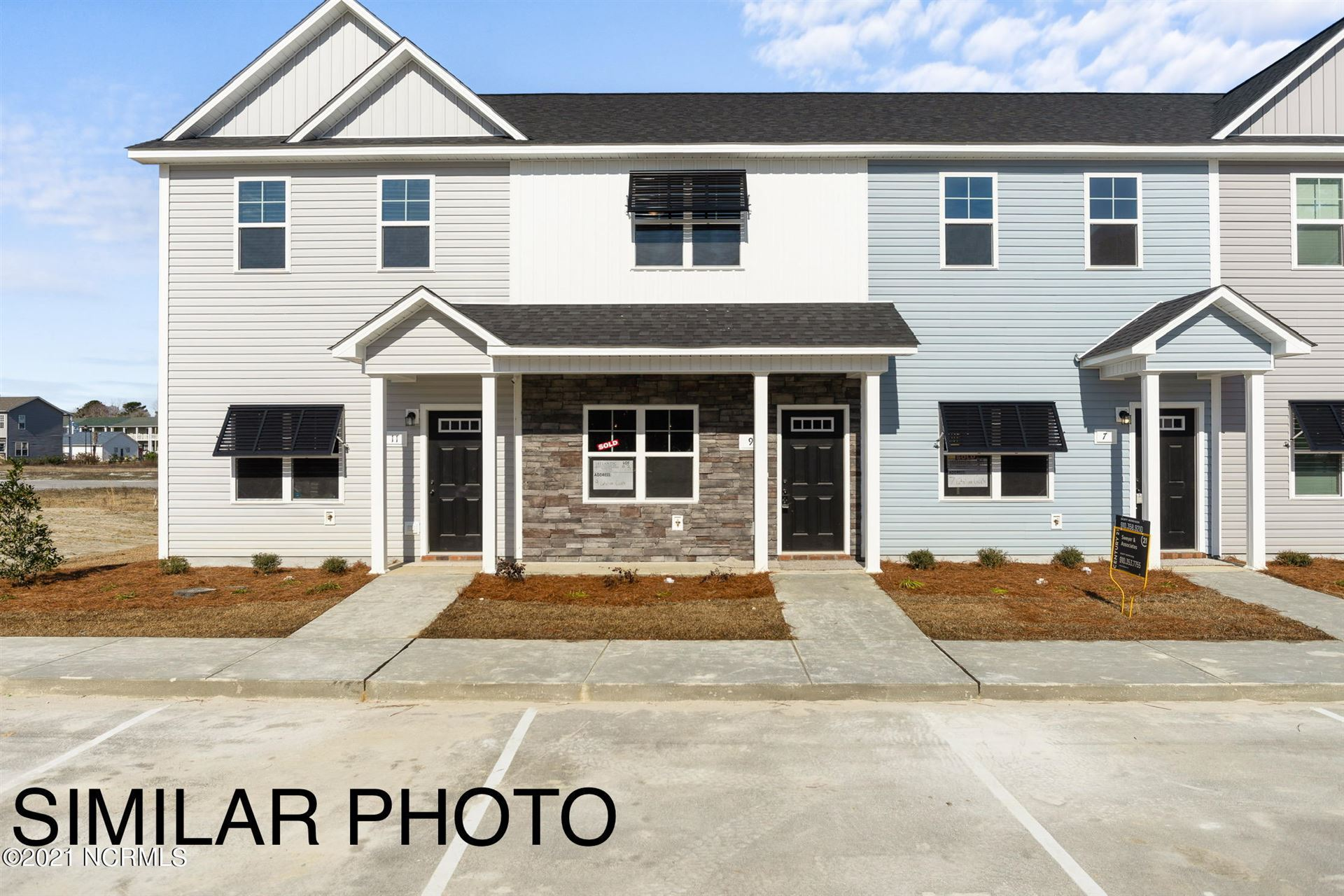 Photo of 61 Outrigger Drive, Swansboro, NC 28584 (MLS # 100262756)