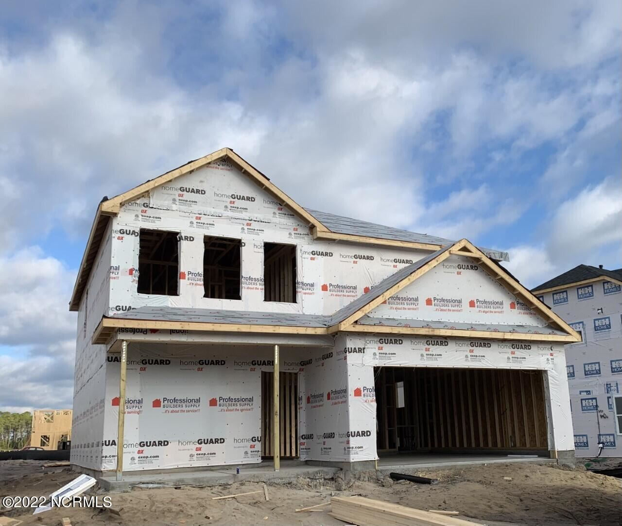 Photo for 7869 Waterwillow Drive, Leland, NC 28451 (MLS # 100281756)