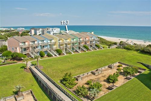 Photo of 8801 Reed Drive #E113, Emerald Isle, NC 28594 (MLS # 100206757)
