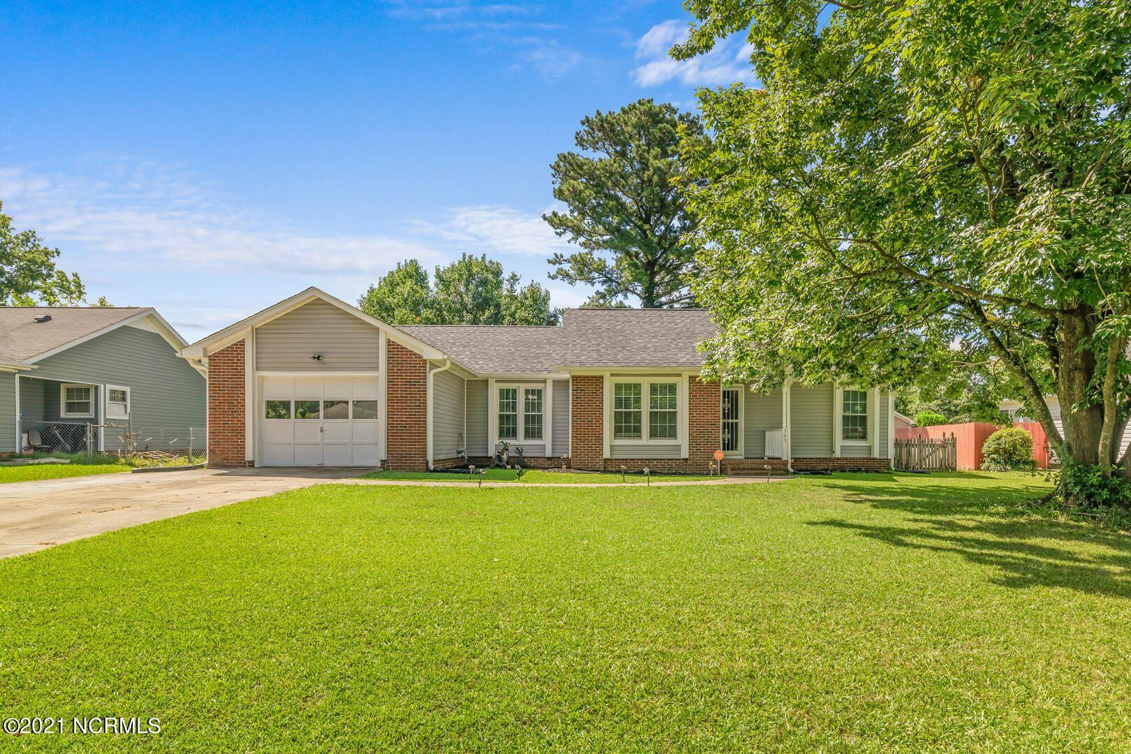 Photo of 303 Raintree Road, Jacksonville, NC 28540 (MLS # 100279757)