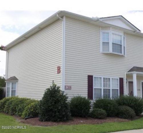 Photo of 2108 Flagstone Court #B1, Greenville, NC 27834 (MLS # 100226759)