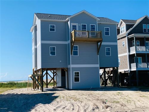 Photo of 1138 New River Inlet Road, North Topsail Beach, NC 28460 (MLS # 100228759)