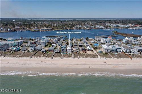 Photo of 1112 Carolina Beach Avenue N, Carolina Beach, NC 28428 (MLS # 100278759)