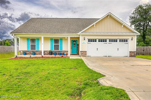 Photo of 221 Long Neck Drive, Richlands, NC 28574 (MLS # 100283759)