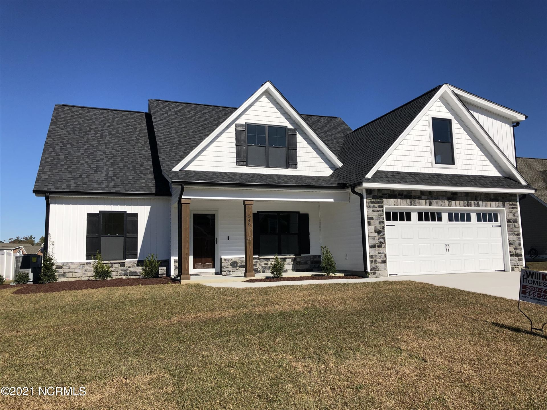 Photo of 549 Norberry Drive, Winterville, NC 28590 (MLS # 100254760)