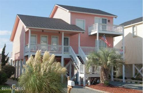 Photo of 142 Southshore Drive, Holden Beach, NC 28462 (MLS # 100170761)