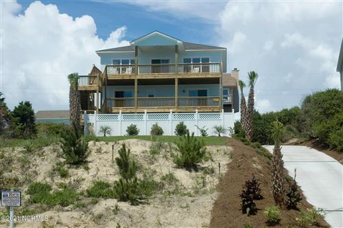 Photo of 1610 Ocean Drive, Emerald Isle, NC 28594 (MLS # 100265761)