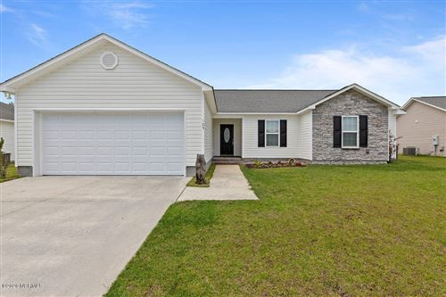 Photo of 105 Wynbrookee Lane, Jacksonville, NC 28546 (MLS # 100217762)