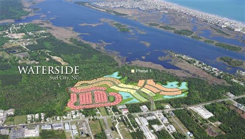 Tiny photo for 336 Edgewater Way #Lot 34, Surf City, NC 28445 (MLS # 100215764)