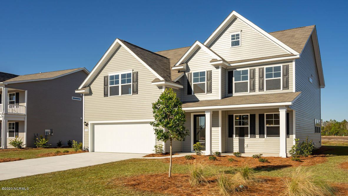 Photo for 336 Edgewater Way #Lot 34, Surf City, NC 28445 (MLS # 100215764)
