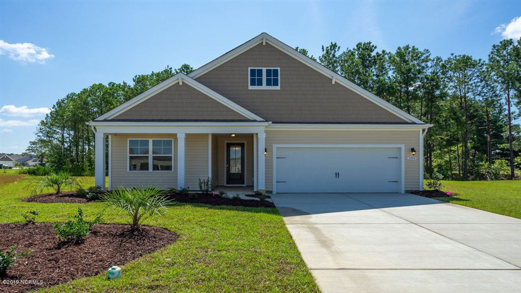 Photo for 2014 Creek Lake Court #1747 Litchfield C, Carolina Shores, NC 28467 (MLS # 100149765)