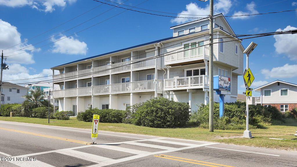 Photo of 105 Tennessee Avenue #204, Carolina Beach, NC 28428 (MLS # 100292766)