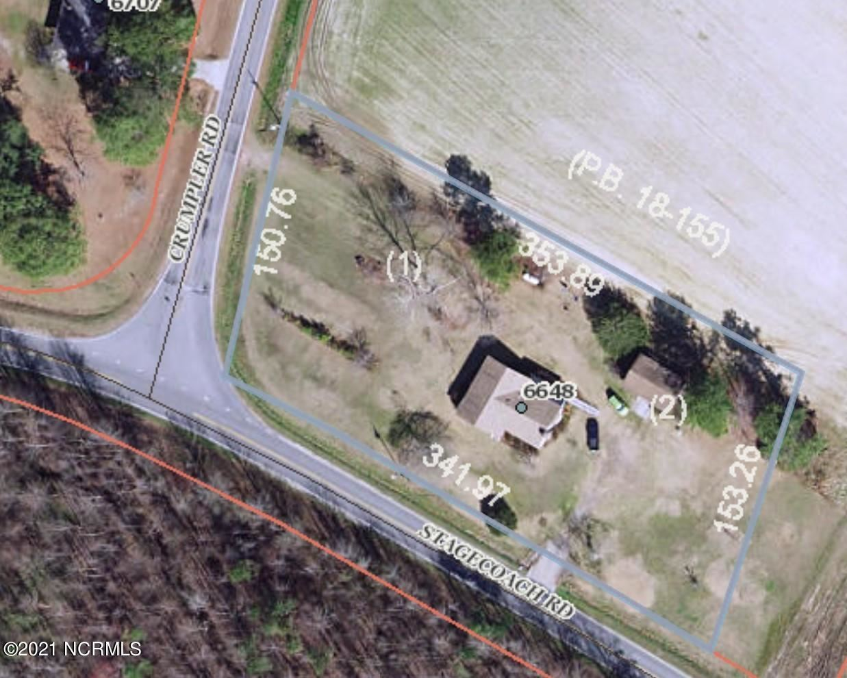Photo of 6648 Stagecoach Road, Elm City, NC 27822 (MLS # 100289767)