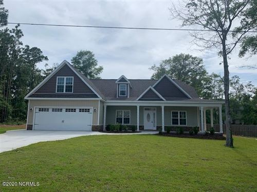 Photo of 212 Marine Drive, Sneads Ferry, NC 28460 (MLS # 100193769)
