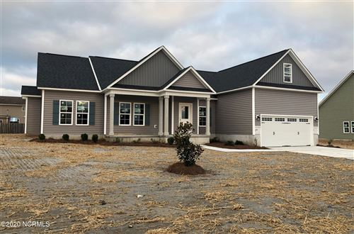 Photo of 130 Pembury Way #Lot 27, Richlands, NC 28574 (MLS # 100229769)
