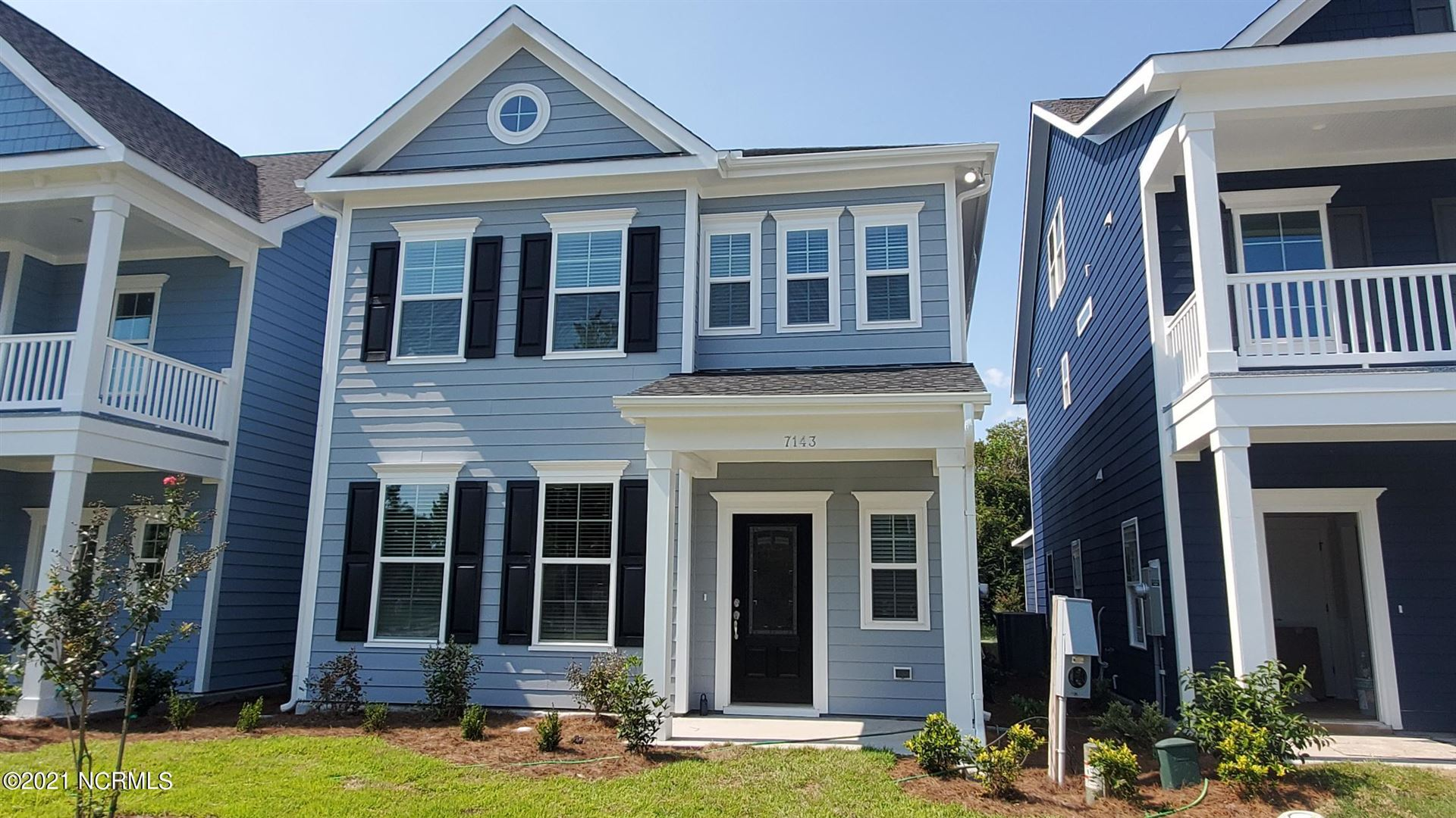 Photo for 7143 Maple Leaf Drive, Wilmington, NC 28411 (MLS # 100266769)