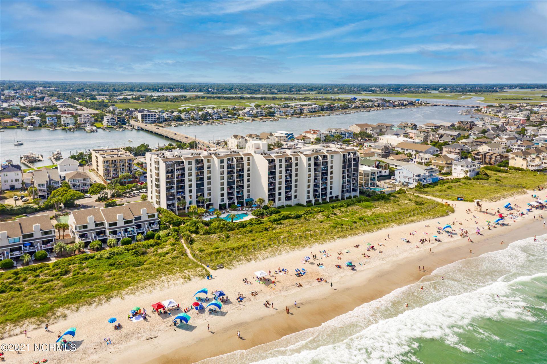Photo of 95 S Lumina Avenue #2-K, Wrightsville Beach, NC 28480 (MLS # 100294769)