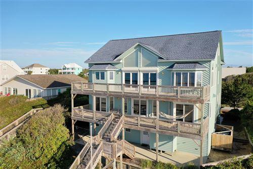 Photo of 7327 Ocean Drive, Emerald Isle, NC 28594 (MLS # 100236770)