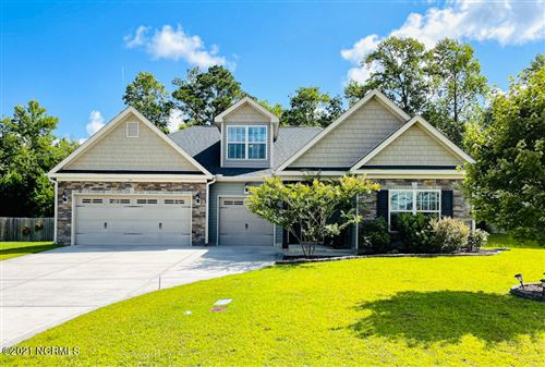 Photo of 134 Mittams Point Drive, Jacksonville, NC 28546 (MLS # 100280770)