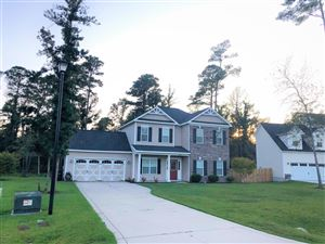 Photo of 256 Marsh Haven Drive, Sneads Ferry, NC 28460 (MLS # 100180771)