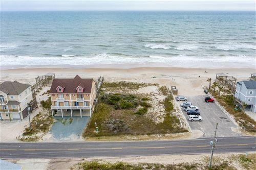 Photo of Lot 1a New River Inlet Road, North Topsail Beach, NC 28460 (MLS # 100205771)