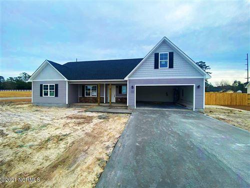 Photo of 304 White Dove Drive, Hubert, NC 28539 (MLS # 100235771)