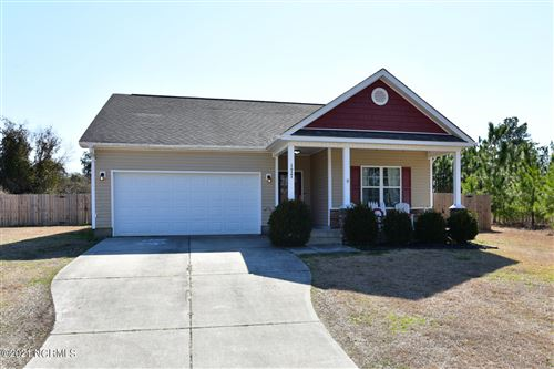Photo of 177 Sanders Drive, Hubert, NC 28539 (MLS # 100258771)