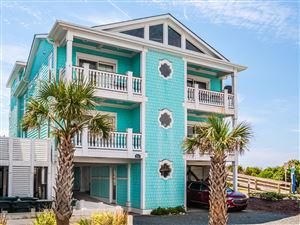 Photo of 819 Ocean Boulevard, Topsail Beach, NC 28445 (MLS # 100173772)