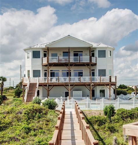 Photo of 3005 Ocean Drive, Emerald Isle, NC 28594 (MLS # 100230772)