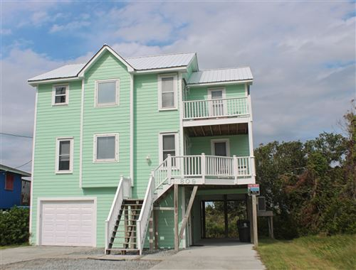 Photo of 809 S Topsail Drive, Surf City, NC 28445 (MLS # 100240772)