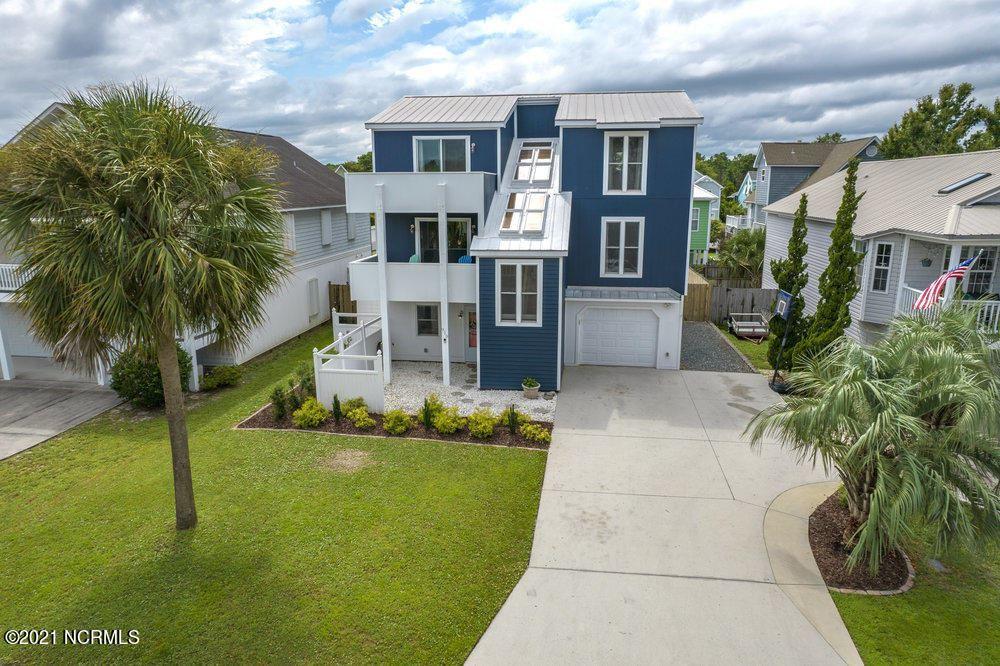 Photo of 919 Searidge Lane, Carolina Beach, NC 28428 (MLS # 100286772)