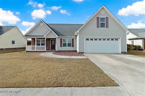 Photo of 255 Silver Hills Drive, Jacksonville, NC 28546 (MLS # 100252773)