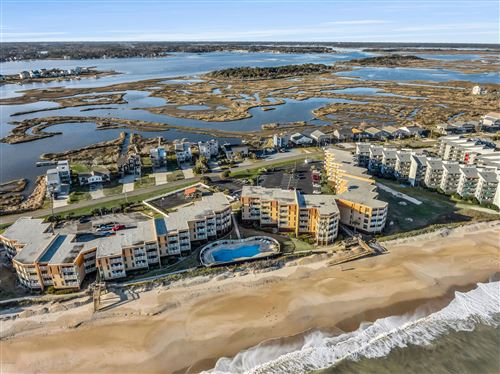 Photo of 1866 New River Inlet #3314, North Topsail Beach, NC 28460 (MLS # 100205774)