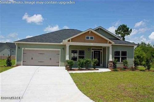 Photo of 106 Farmstead Place #Lot 4, Jacksonville, NC 28540 (MLS # 100265775)