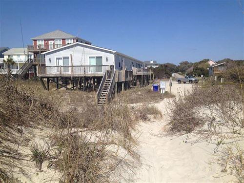 Photo of 7609 E Beach Drive #3, Oak Island, NC 28465 (MLS # 100270776)