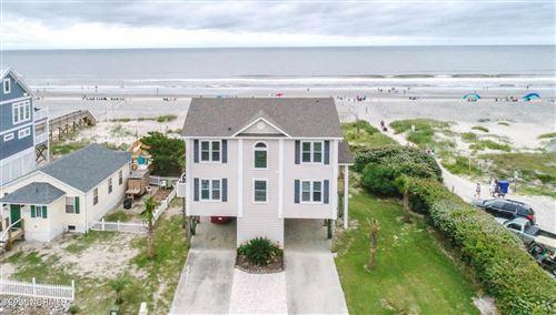 Photo of 2501 E Beach Drive, Oak Island, NC 28465 (MLS # 100284776)