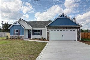 Photo of 714 Crystal Cove Court, Sneads Ferry, NC 28460 (MLS # 100189777)